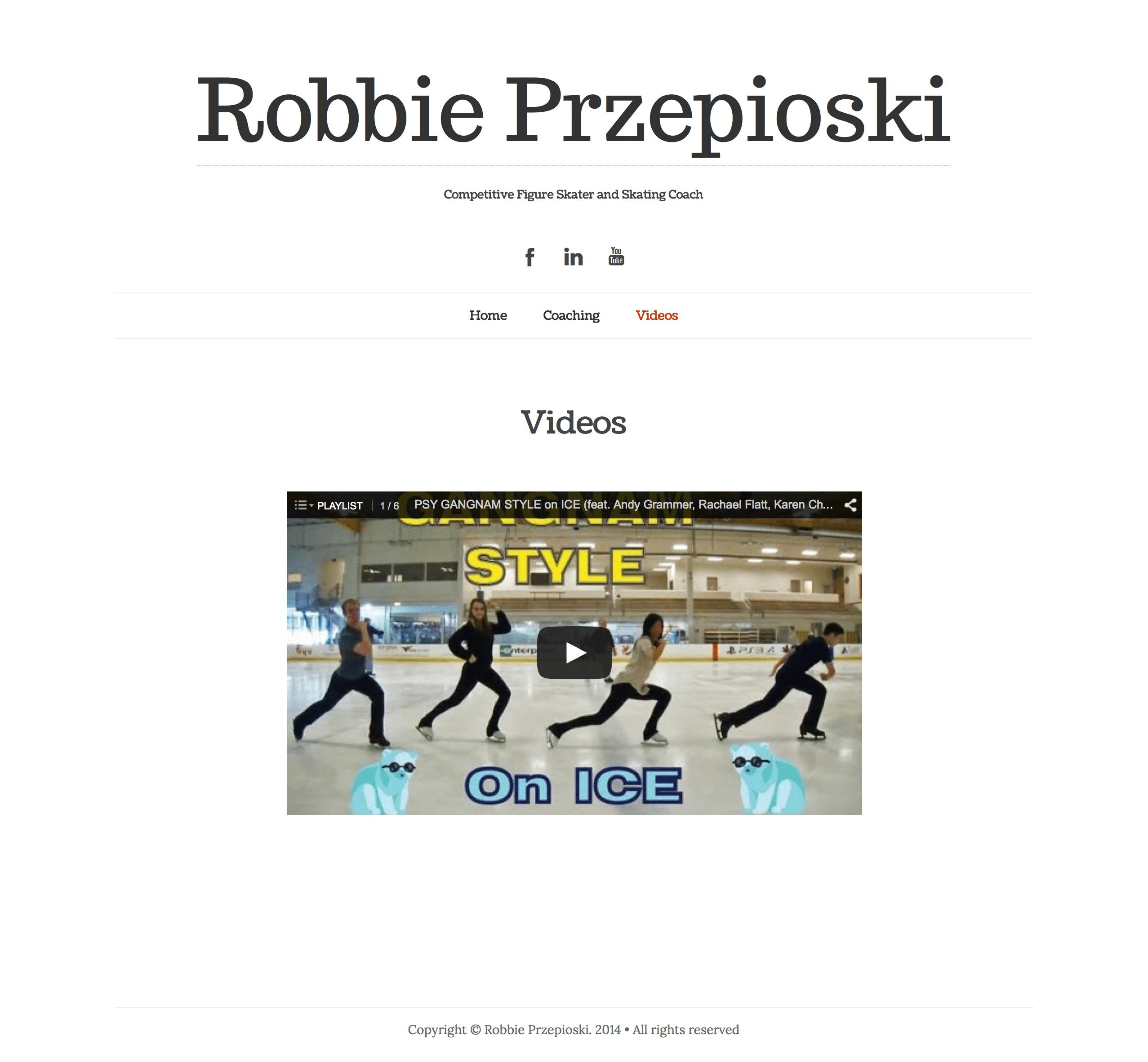 Robbie Przepioski