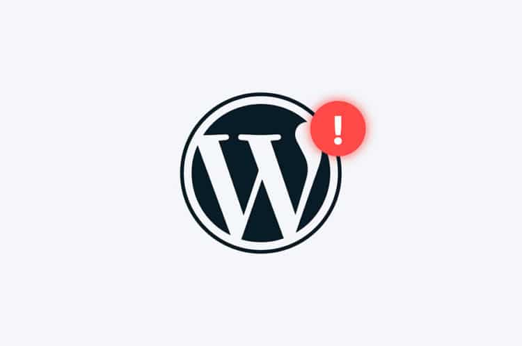 WordPress Errors to Look Out For